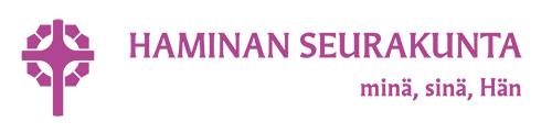 Haminan seurakunta logo
