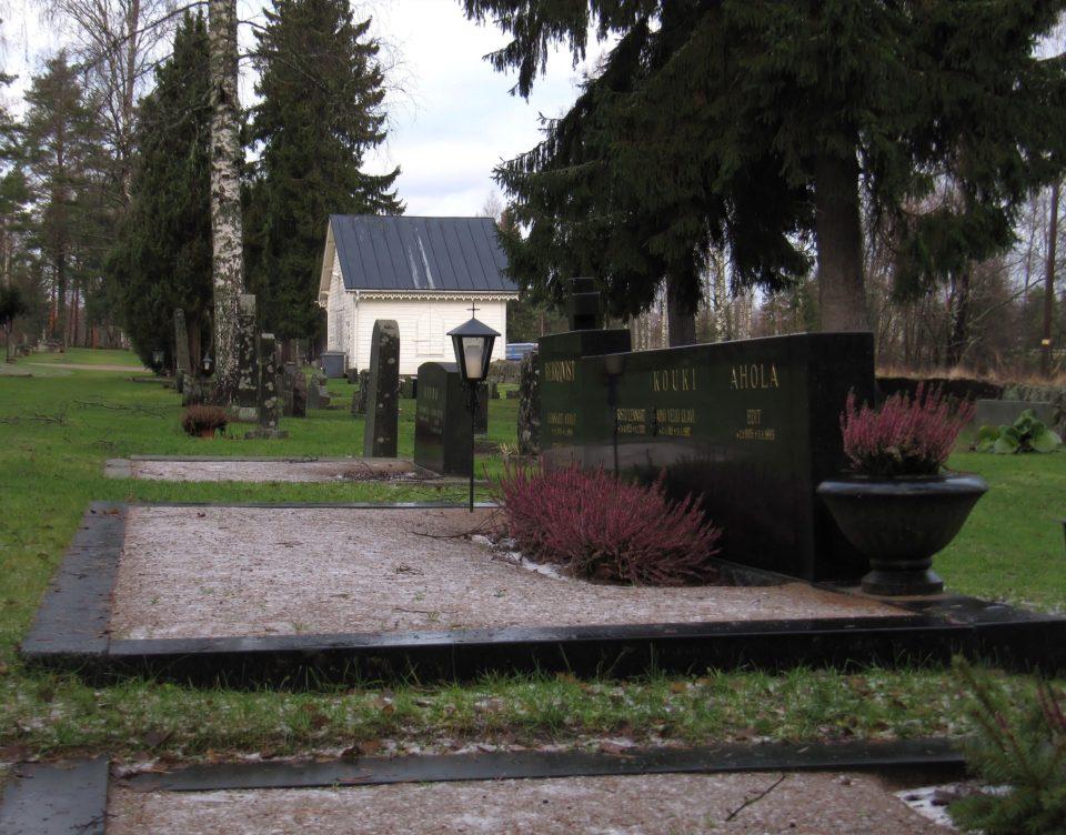 Husulan hautausmaa (Hamina)