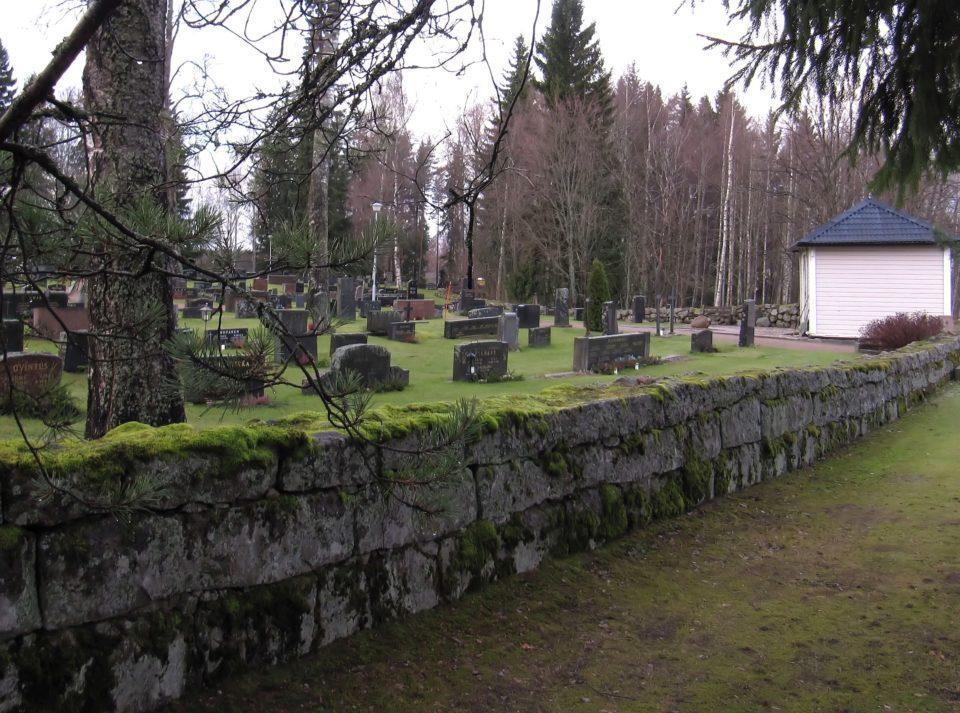 Husulan hautausmaa (Vehkalahti).