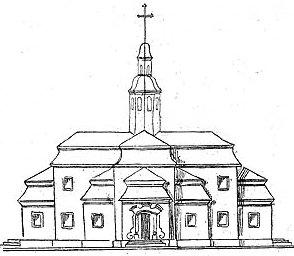 Elisabetin kirkko 1751-1821