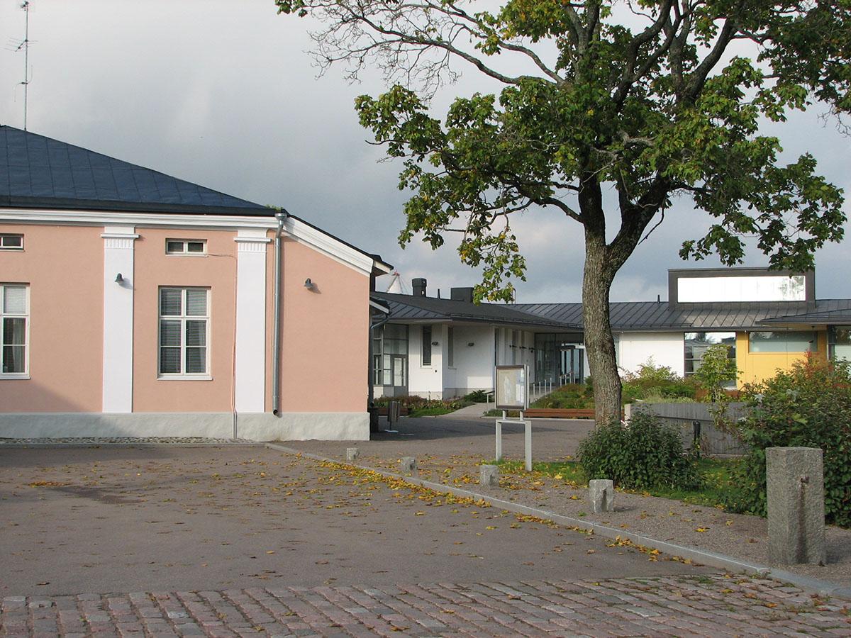 Herran Kukkaro ja Simeon-talo