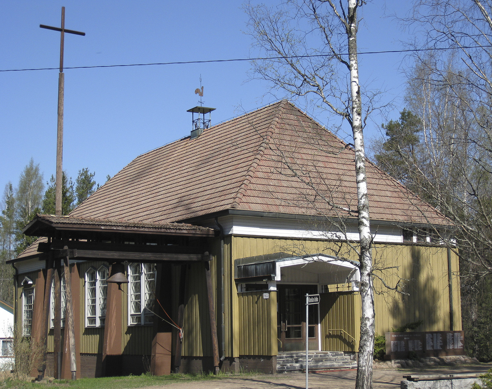 Klamilan kirkko