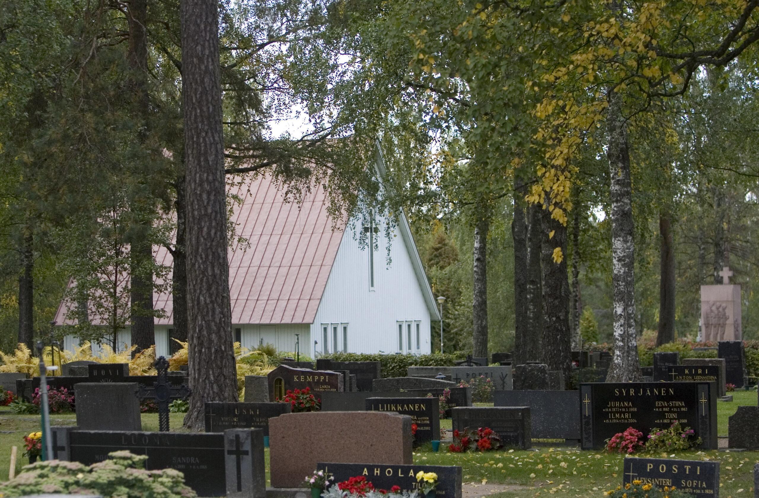 Myllykylän kappeli